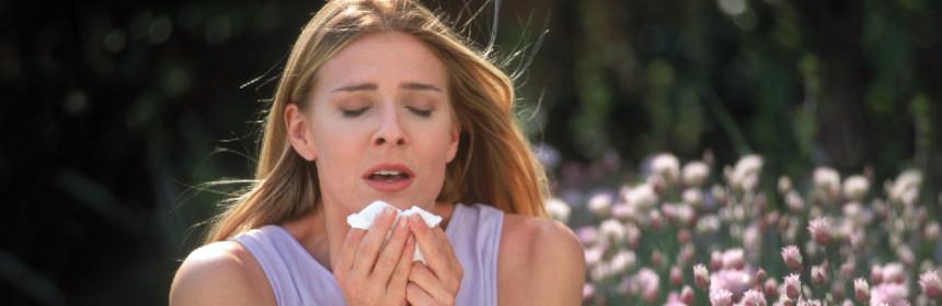 Правильное дыхание во время аллергического приступа