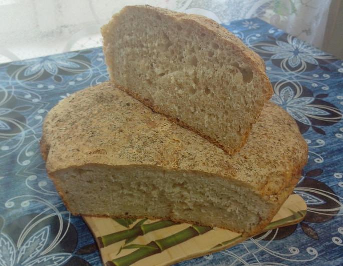 бездорожжевой хлеб