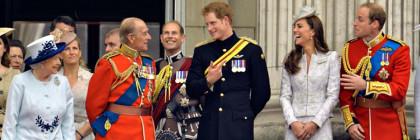 семья монархов